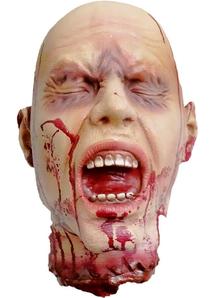 Human Head. Halloween Heads.