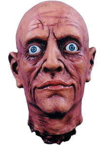 Realistic Latex Head. Halloween Heads.