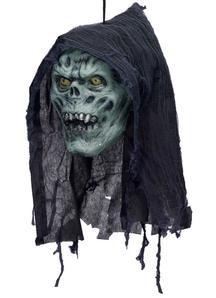 Rotten Head. Halloween Heads.