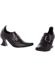 Shoe Witch W Buckle Wmn Lg