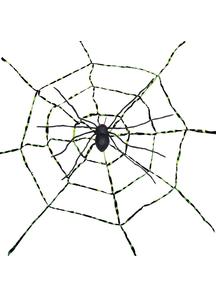 Spiderweb With A Spider