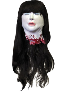 Vampire Bride Head. Halloween Heads.