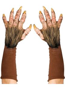 Beast Gloves Brown
