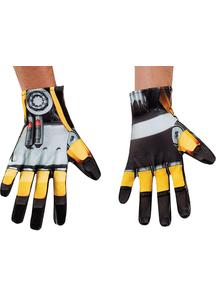 Bumblebee Gloves Adult