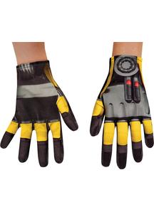 Bumblebee Gloves Child