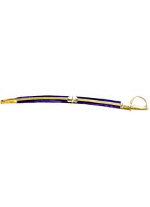 Calvary Sword 36In Purple