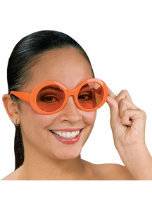 Glasses Fabulous Capri Orange