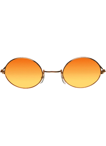 Glasses John Gold Orange Yello - 15340