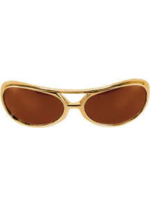 Glasses Rock&Roller Gold Brown - 15337