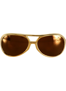 Glasses Rock&Roller Gold Gold - 15309