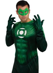 Gloves Hal Jordan Adult