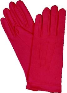 Gloves Nylon W Snap Hot Pk Yth