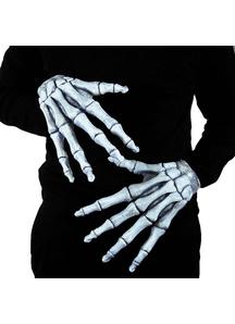 Hands Ghostly Bones