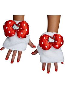Hello Kitty Pink Child Glovett