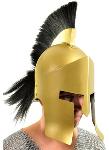 Leonidas Armour Helmet