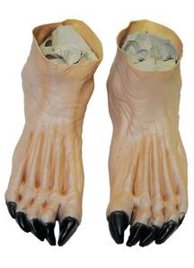 Monster Feet Flesh