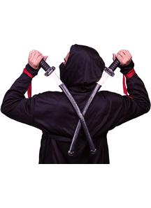 Ninja Sword Double