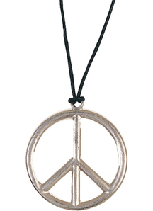 Peace Pendant Medal