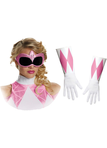 Pink Ranger Adult Accessry Kit