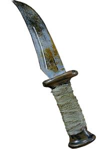 Rusty Knife