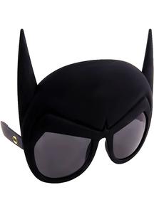 Sunstache Batman Glasses