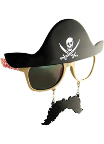 Sunstache Pirate Dk