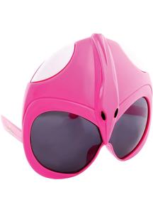 Sunstache Power Ranger Pink