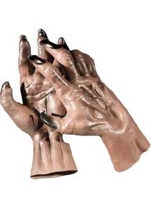 Werewolf Hands Brown