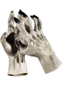 Werewolf Hands Grey