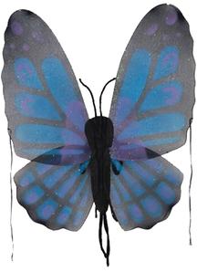 Wings Butterfly Blue