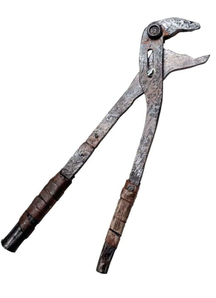 Wrenched Weapon