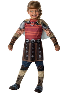 Astrid How To Train Dragon Child Costume