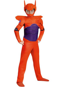 Baymax Child Costume