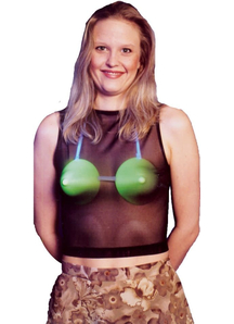 Bra Glow In The Dark
