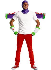 Buzz Lightyear Kit Adult