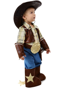 Cowboy Toddler Costume