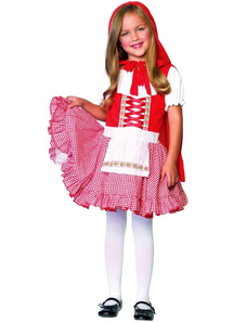Cute Red Riding Hood Child Costume
