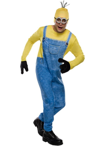 Despicable Me Minion Kevin Adult Costume