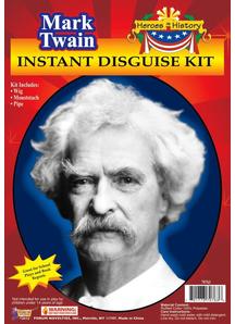 Heroes In History Mark Twain