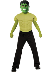 Hulk Halloween Child Costume