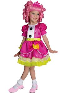 Jewel Sparkless Lalaloopsy Child Costume