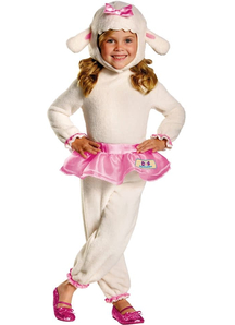 Lambie Doc Mcstuffins Child Costume