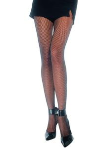 Mesh Pantyhose Black 1 Size