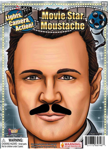 Moustache Hollywood Movie
