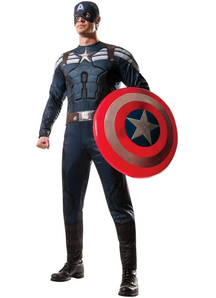 Movie Captain America Adult Costume