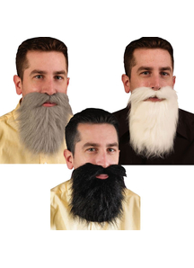 Mustache Beard 24 Pcs