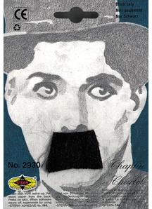 Mustache Charlie Chaplin