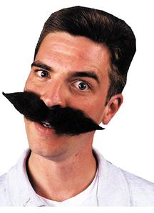 Mustache Schnauzer Black