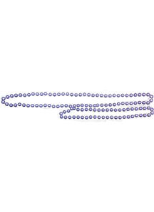 Necklace Roaring 20S Beads