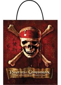 Pirate Carr Treat Bag 24=1